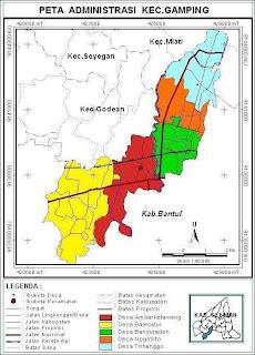 Kecamatan Gamping Sleman