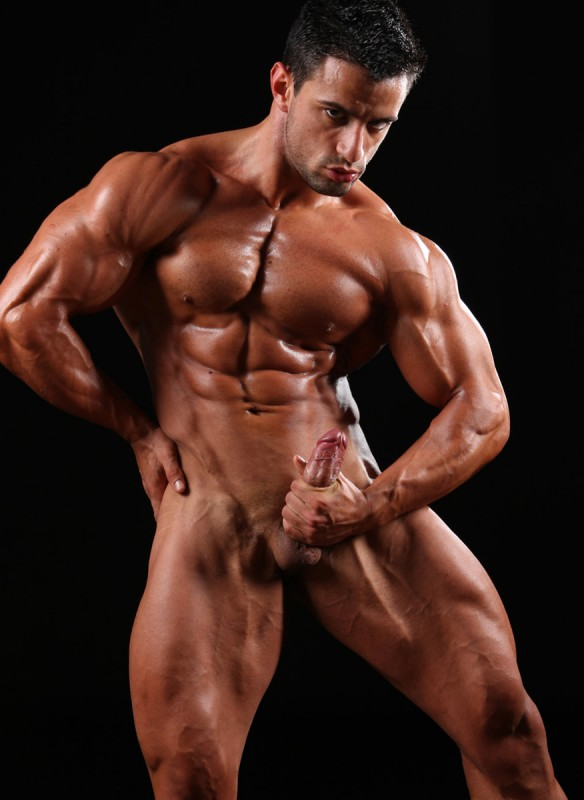 nude bodybuilders