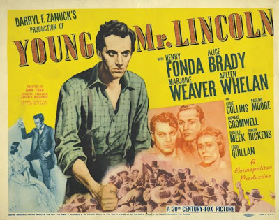 Image result for the parade scene in young mr lincoln 1939