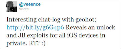 Limesn0w to Unlock iPhone 4 & Geohot Has Untethered Limera1n for iOS 4.2.1 / 4.3  ?