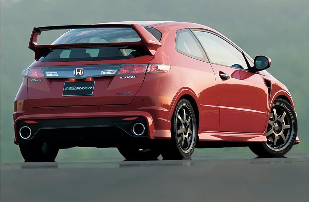Mugen Honda Civic