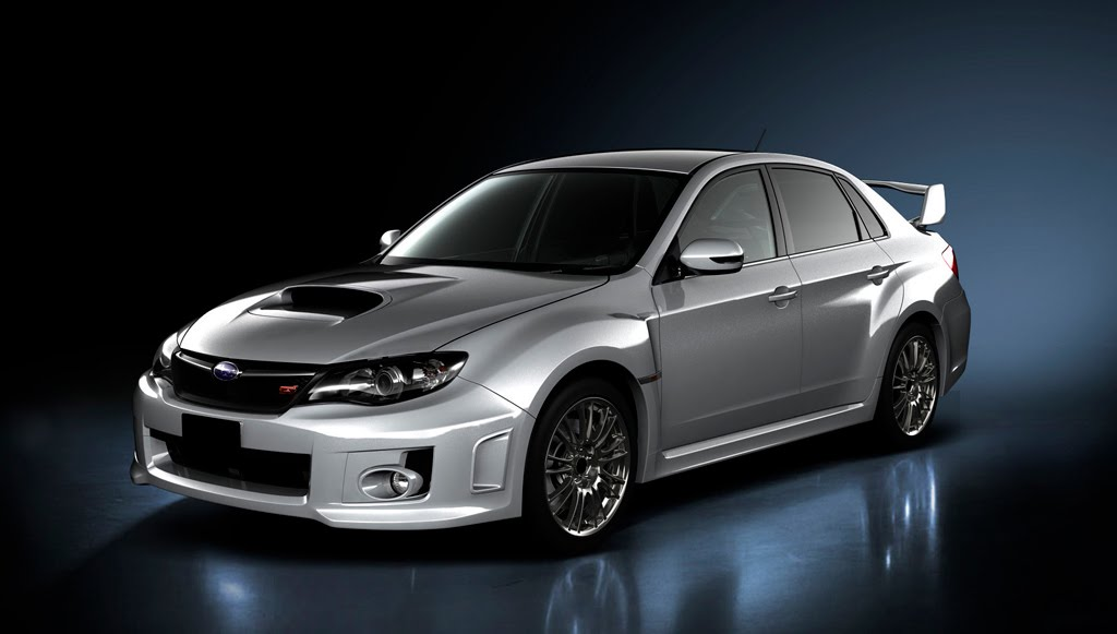 Project R Club Subaru Announce Improved Impreza Wrx Sti