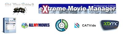 filme organisieren archivieren mit mymdb