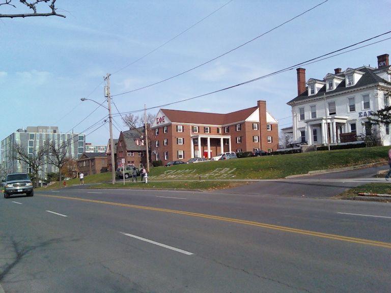 Sigma Phi Epsilon Houses: Syracuse