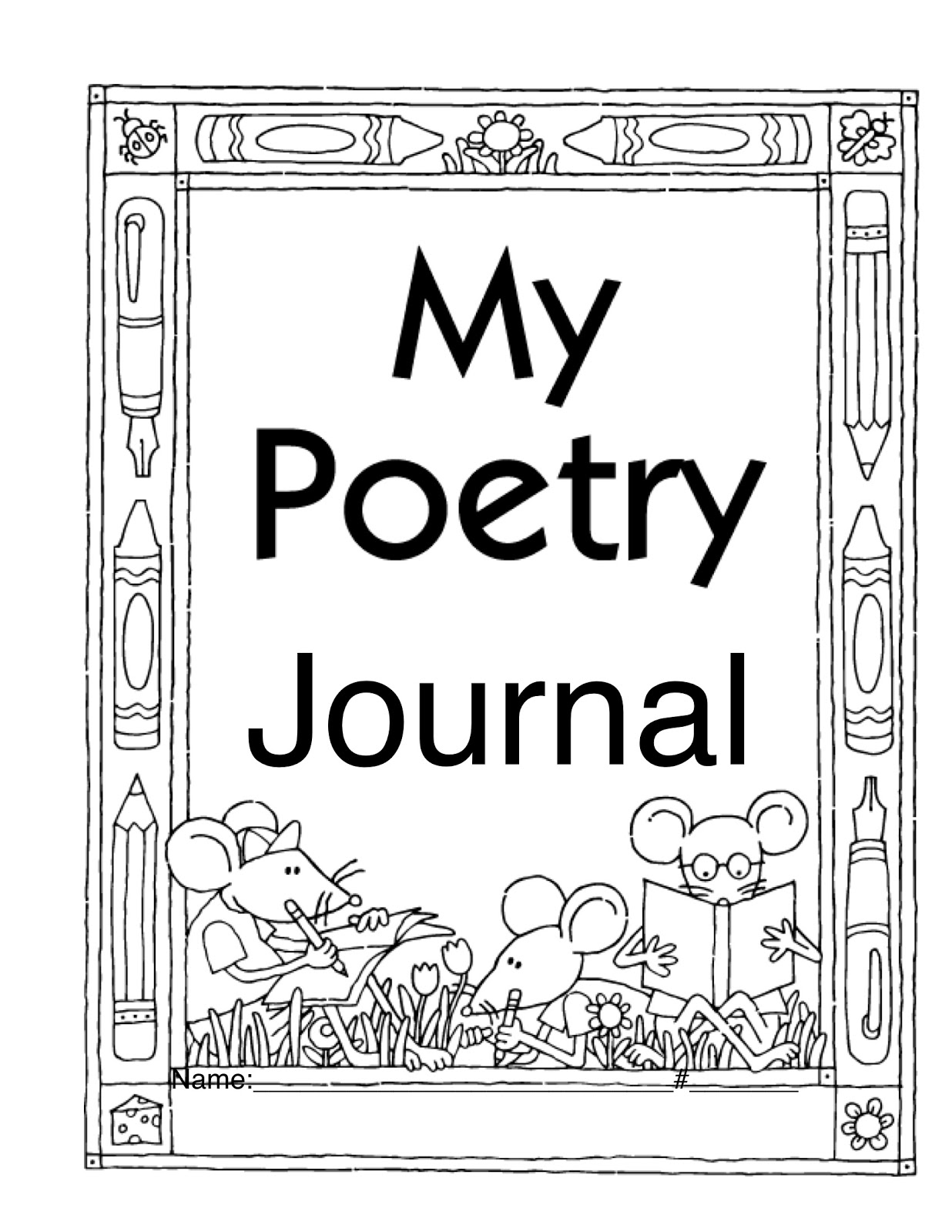 poetry booklet template - just 4 teachers sharing across borders 1st grade poems