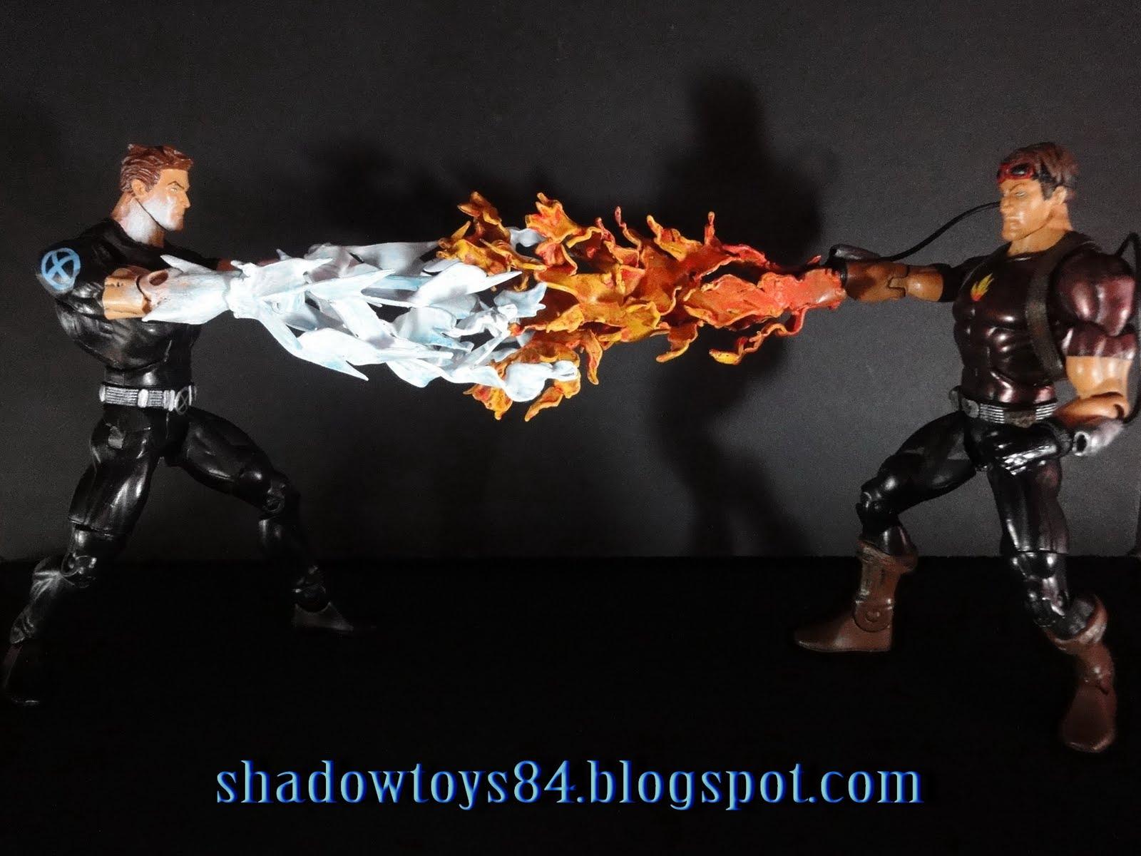 Shadow Toys: ICEMAN