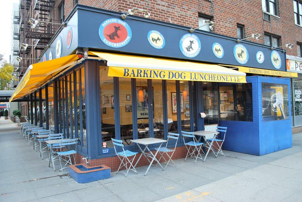 Barking Dog Restaurant Nyc