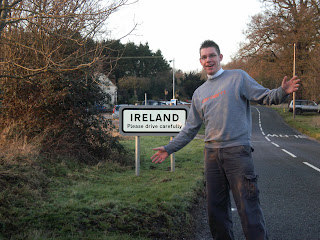 Photo of the village of Ireland in Bedfordshire