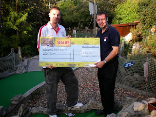 Richard Gottfried - Pirate Adventure Mini Golf Weymouth Open Champion of 2008