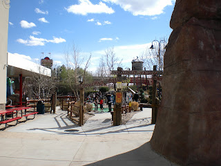 Miniature Golf at Boondock Fun Center in Northglenn, Colorado