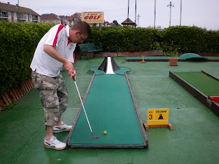 Crazy Golf in Clacton-on-Sea