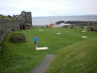 Crazy Golf and Mini Golf Putting in Aberystwyth