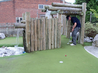 Minigolf in Hereford