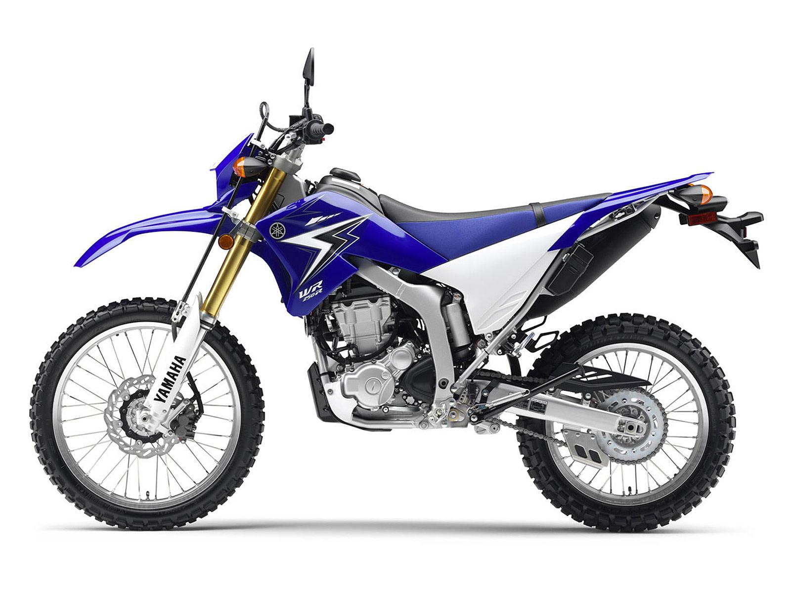 Gambar Motor YAMAHA WR250R 2010
