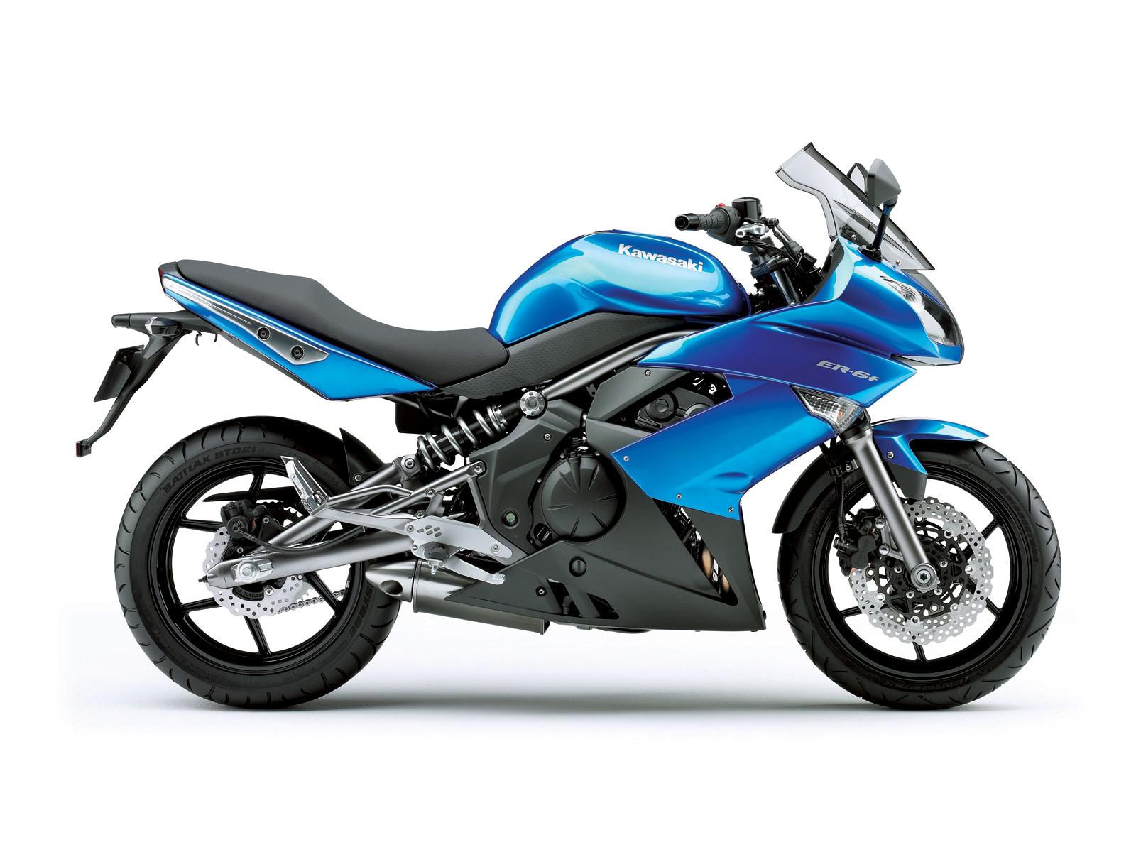 motorcycles sport gambar motor KAWASAKI ER6f 2009
