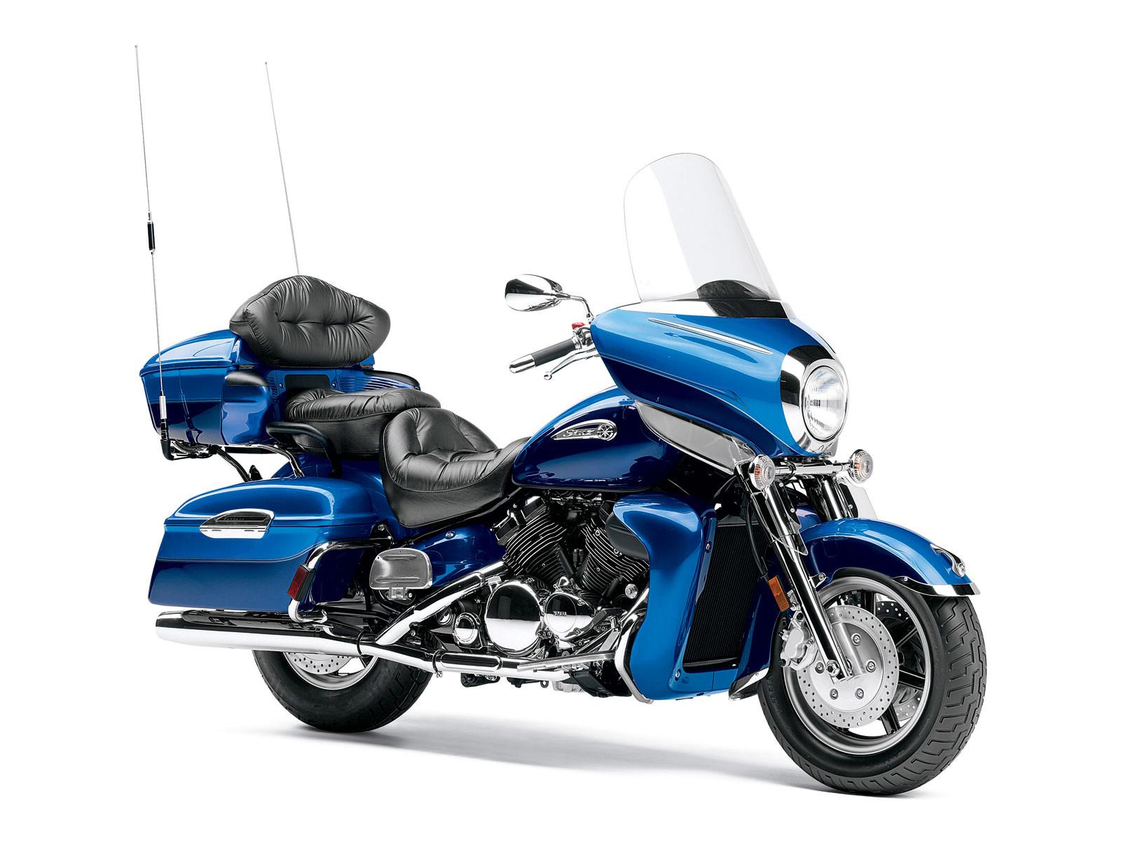 Yamaha Royal Star Venture 50