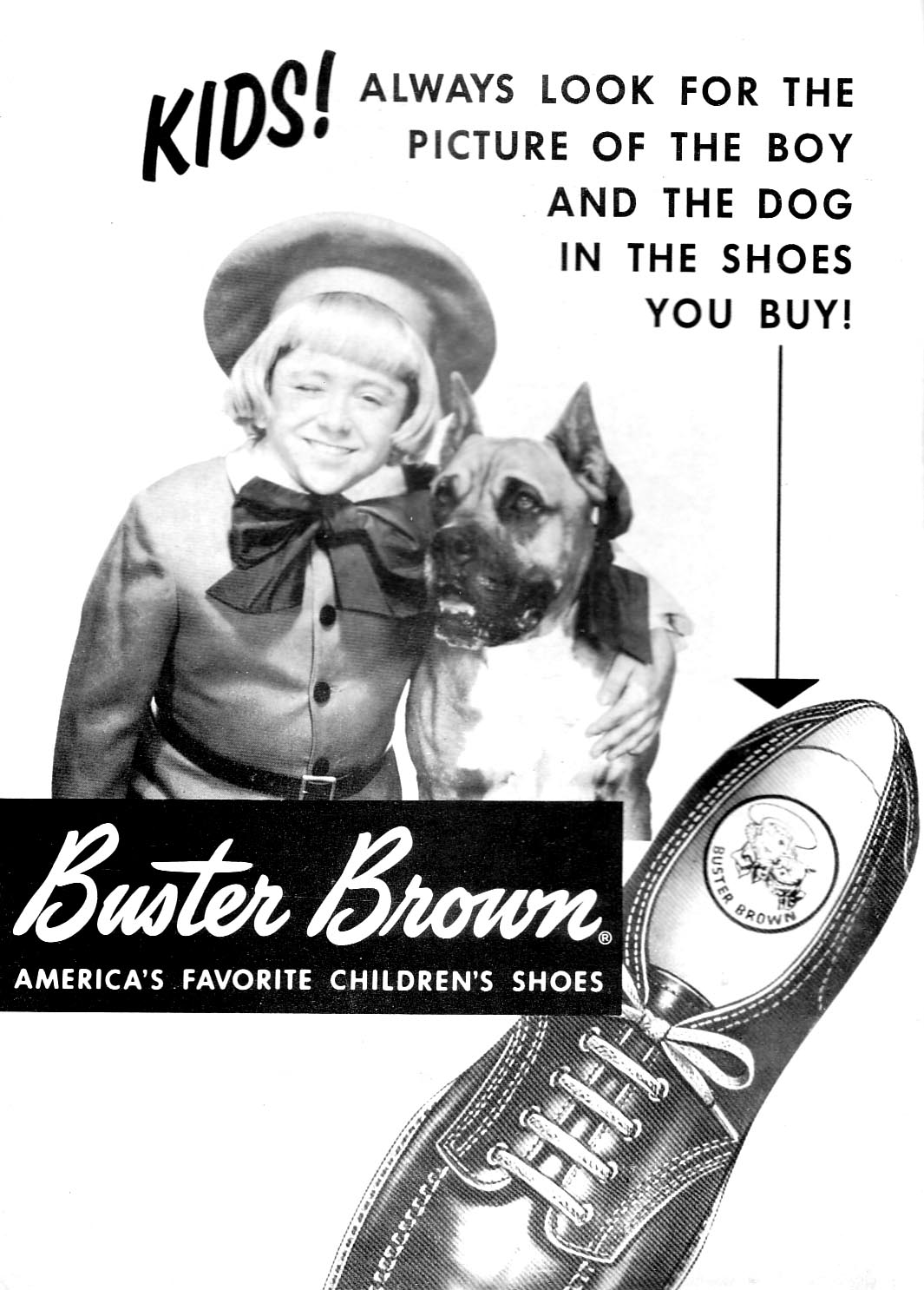 And Everything Else Too Buster Brown Goes To Mars