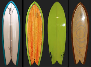 Retro Fish boards Abezat