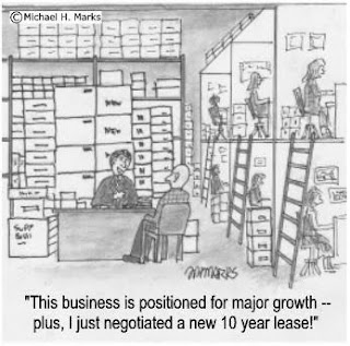 Tip #21 - The Lease Can Make or Break the Sale of a Business