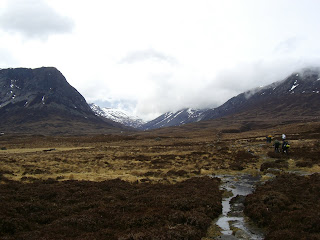 Devils Point and Lairig Ghru