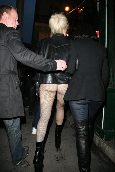 Gaga Butt 55