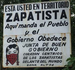 Resultado de imagen para EZLN-CNI: mandar obedeciendo