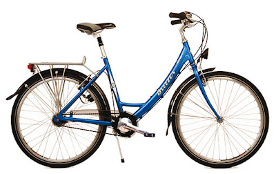 Image of a Breezer Villager bicycle