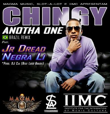 Anotha One - Chingy - Brasil Groove Remix (prod DJ Cia)
