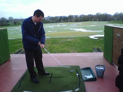 Yours Truly Regulus At The East Potomac Golf Course Driving Range Park Washington D C 4 27pm April 11 2009