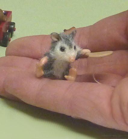 Mini Possu