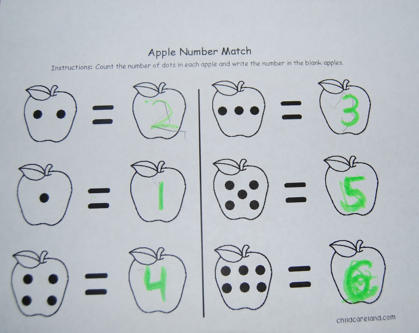 Do Learn And Explore Apple Themed Activities