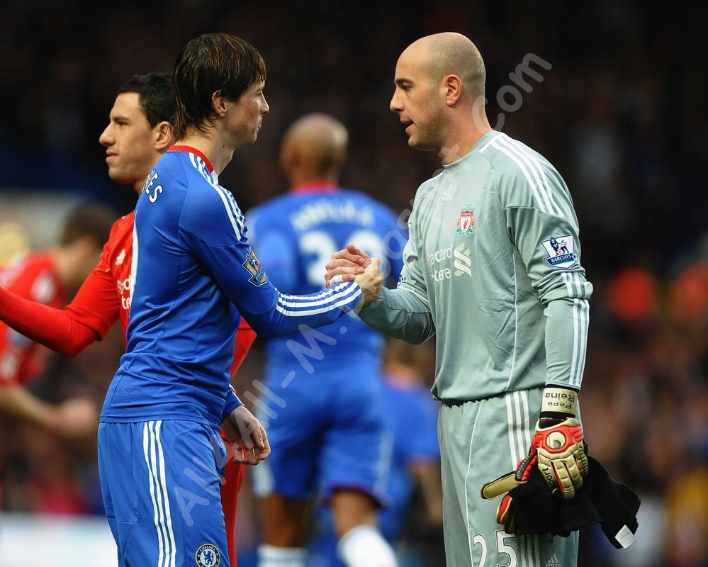 Torres Vs Liverpool HQ Photos