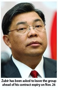 Sime Darby Chief Asked To Leave Over Rm1b Losses My Palm Oil