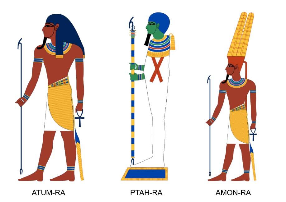 что, картинки египта атум будь