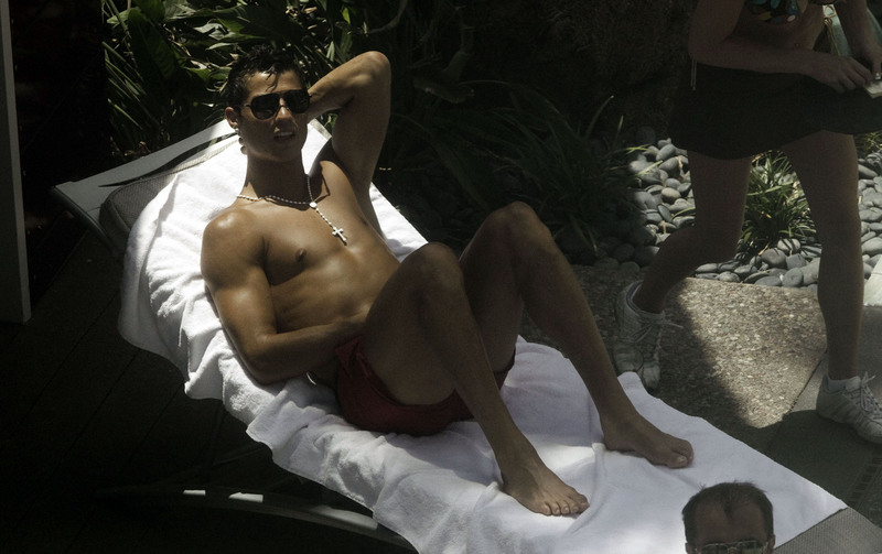 Cristiano Ronaldo Toes celebrities male feet:...