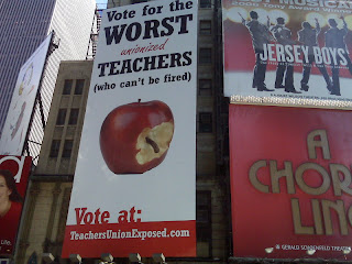 Great or Worst Teachers NYC