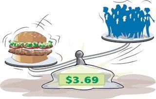 Facebook Friends versus Burger King Whopper Sacrifice