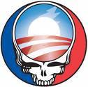 Grateful Dead President Obama Symbol