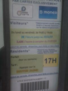 Parking Meter in Paris