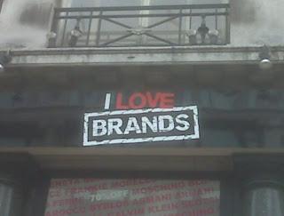 I Love Brands, Oxford Street, London