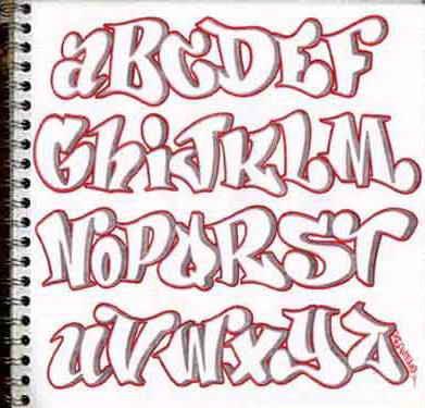 Njyloolus Cool Letters Fonts