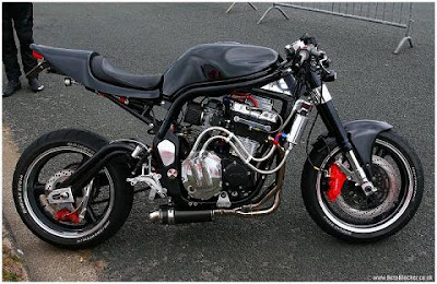176 best suzuki bandit images on pinterest | custom bikes, cafe