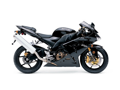 New Motorcycle Limited Edition Kawasaki Zx10r Black Edition
