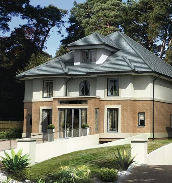 ICF Design Minimalist Modern Home