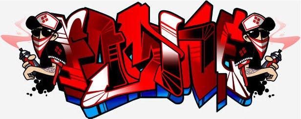 2011 Graffiti Characters