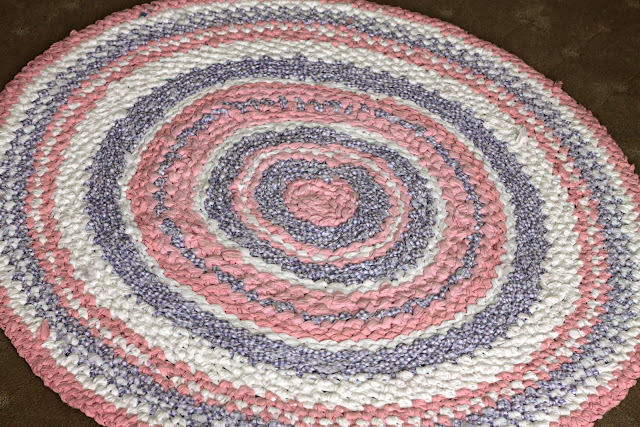 How To Make A Crochet Dog Mat