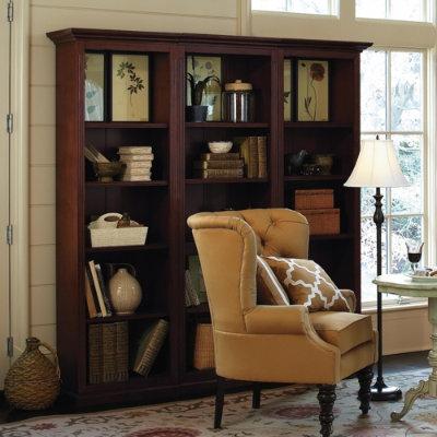 Creative Home Expressions Accessorizing A Bookcase
