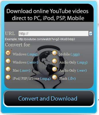 YouTube Converter - Convert and download YouTube videos on