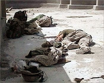 Image result for dead soldiers iraq
