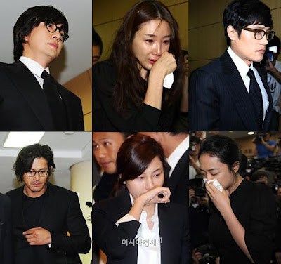sinopsis drama dan film korea park yong ha funeral. Black Bedroom Furniture Sets. Home Design Ideas